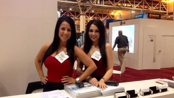 Trade Show Staff