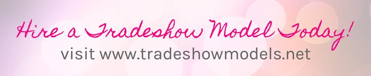Hire Trade Show Models