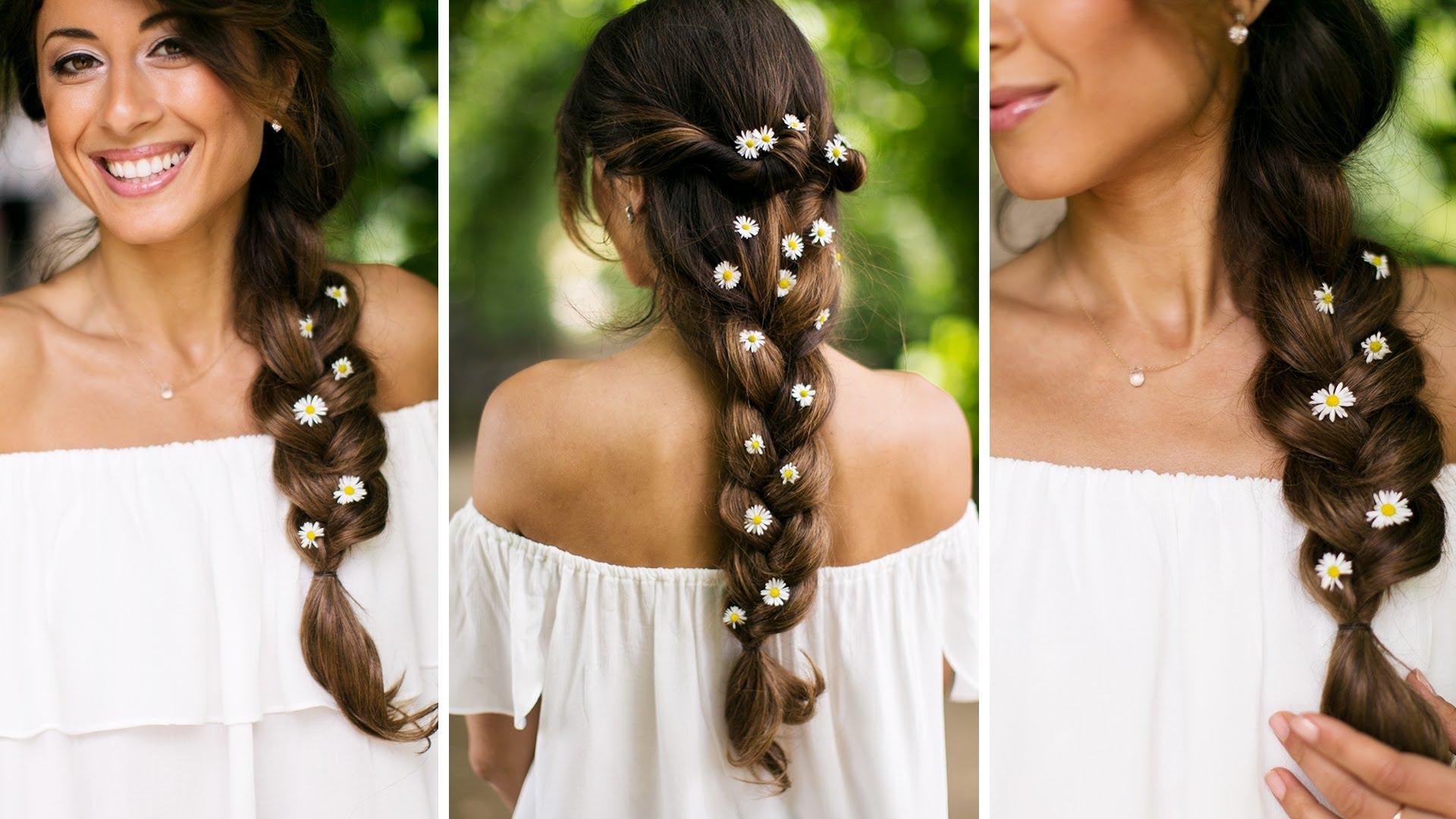 Греческая прическа на длинные волосы пошагово фото